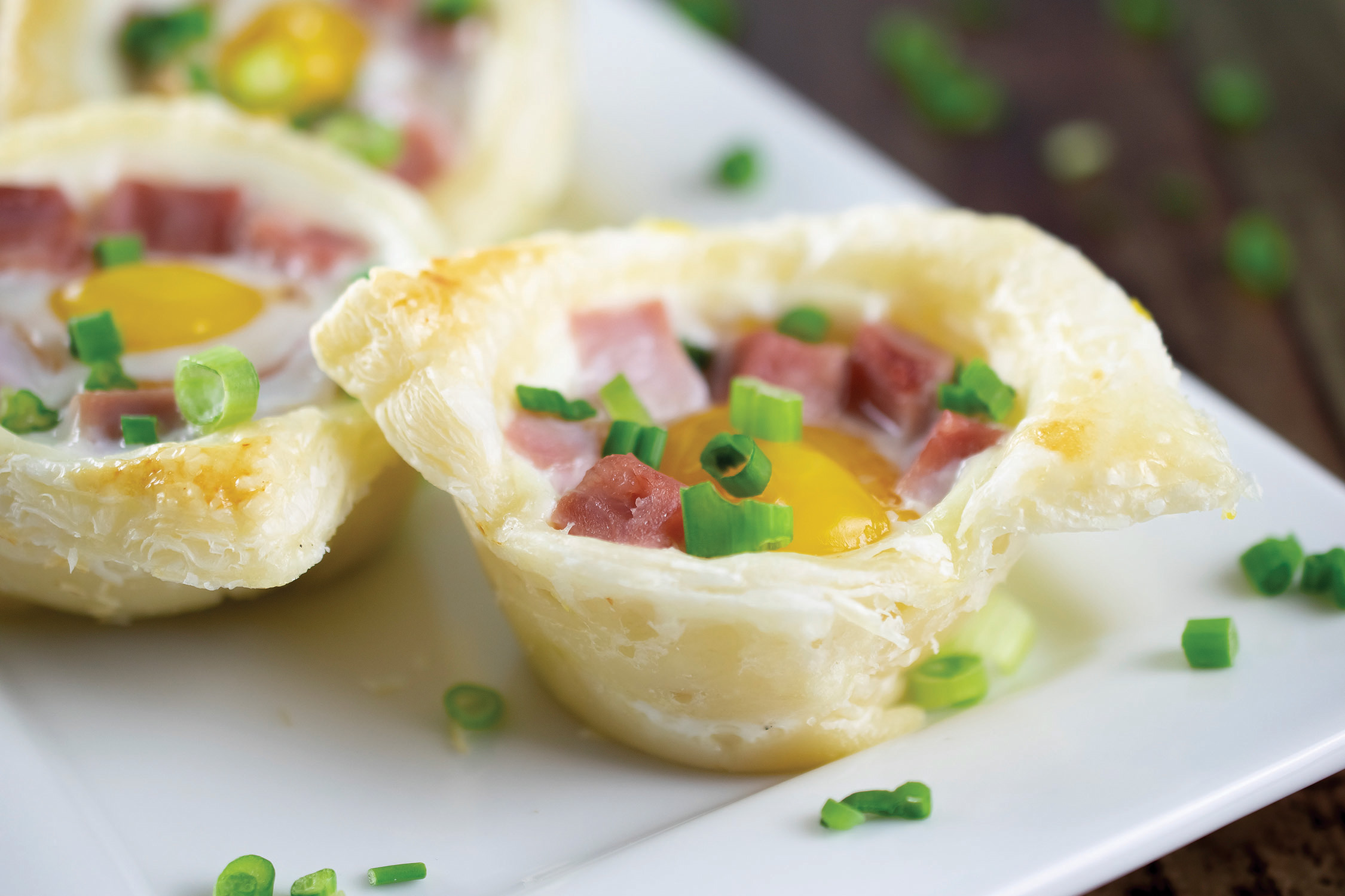 Easy Pastry Brunch Cups